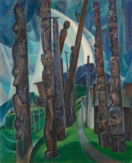 source: http://en.wikipedia.org/wiki/Emily_Carr#Work_in_France