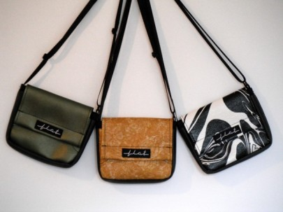 Flat Handbags