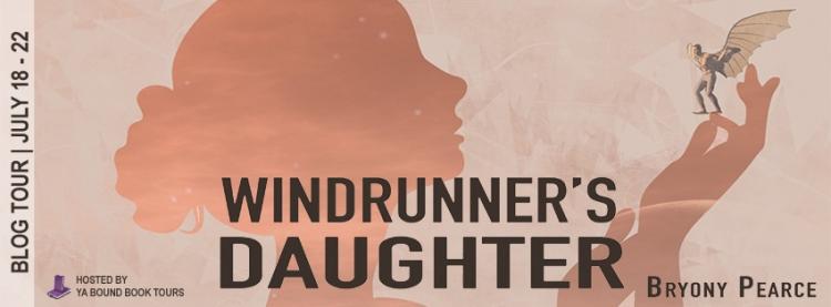 windrunner's daughter tour banner